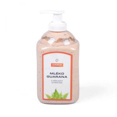 Telové mlieko GUARANA